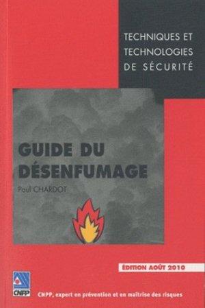 Guide du désenfumage - cnpp - 9782355050473 -