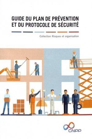 Guide du plan de prévention et du protocole de sécurité - cnpp - 9782355053023 -