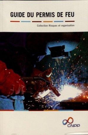 Guide du permis de feu - cnpp - 9782355053283 -