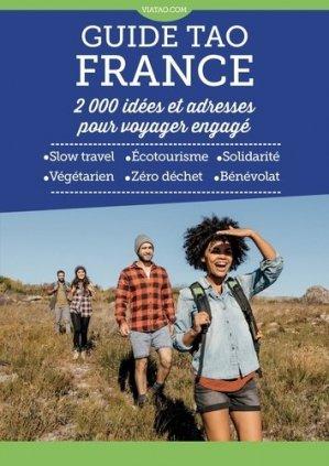 Guide Tao France - viatao - 9782359081589 -