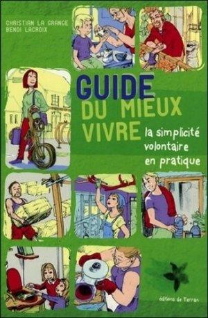 Guide du mieux vivre - de terran - 9782359810165 -