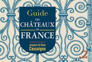 Guide des châteaux de France - pointdeux - 9782363940452 -
