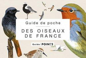 Guide poche des oiseaux de France - pointdeux - 9782363940759 -