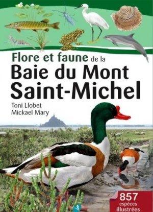 Guide visuel faune et flore de la baie du Mont-Saint-Michel - biotope - 9782366622348 -