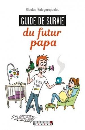 Guide de survie du futur papa - tut tut - 9782367042589 -