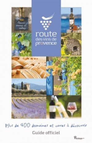 Guide route des vins de provence - pétroleuses - 9782370360083 -