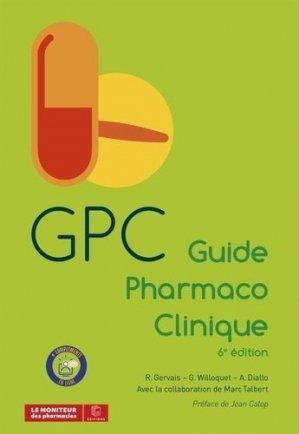 Guide pharmaco clinique - le moniteur des pharmacies - 9782375190579 -