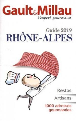 Guide Rhône-Alpes - gault et millau - 9782375570197 -