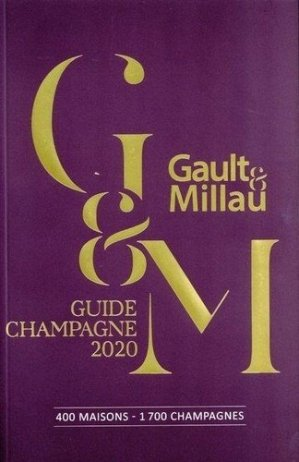 Guide champagne2020 - gault et millau - 9782375570265 -