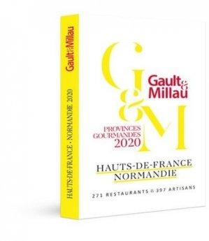 Guide Normandie et Hauts-de-France - gault et millau - 9782375570319 -