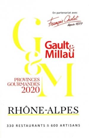 Guide Régional Rhône Alpes - gault et millau - 9782375570333 -