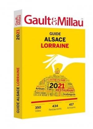 Guide Alsace-Lorraine - gault et millau - 9782375570425 -