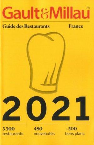 Guide France - gault et millau - 9782375570432 -