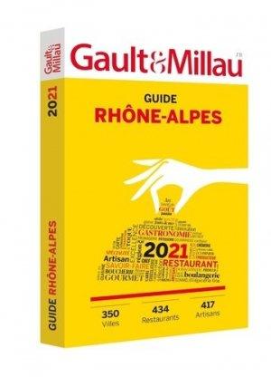 Guide Rhône-Alpes - gault et millau - 9782375570494 -