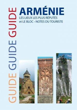 Guide Arménie. Les lieux les plus réputés et le bloc-notes du touriste - Sigest - 9782376040163 -