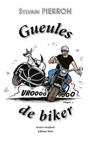Gueules de biker - maia - 9782379160523 -