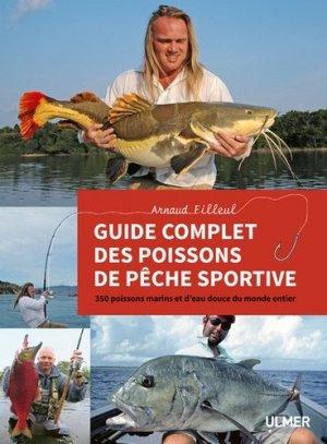 Guide des poissons de pêche sportive - ulmer - 9782379220289 -