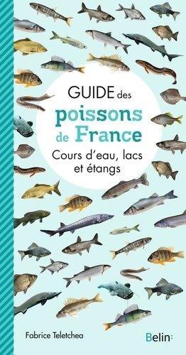 Guide des poissons de France - Belin - 9782410017373 -
