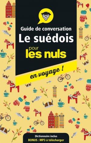 Guide de conversation suedois pour les nuls - first editions - 9782412042694 -