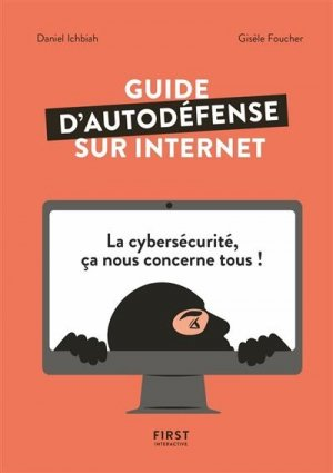 Guide pour bien se protéger sur Internet - First - 9782412054154 -