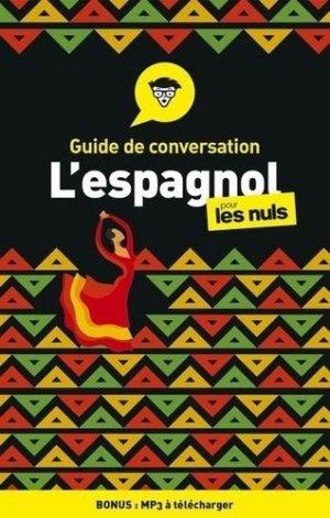Guide de conversation espagnol pour les nuls - First - 9782412055731 -
