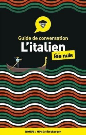 Guide de conversation italien pour les nuls - First - 9782412055748 -