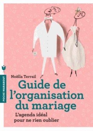 Guide de l'organisation du mariage - Marabout - 9782501084482 -