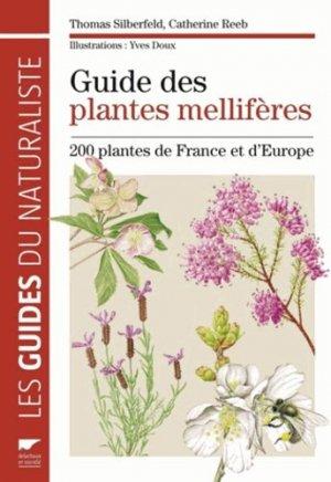Guide des plantes mellifères - delachaux et niestle - 9782603018750 -