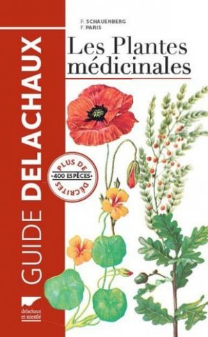 Guide des plantes médicinales - delachaux et niestle - 9782603019948 -