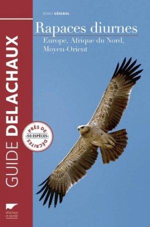 Guide des rapaces diurnes - delachaux et niestle - 9782603020586 -