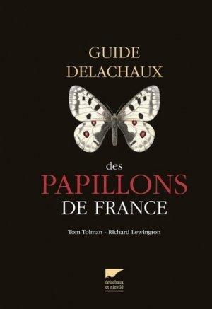 Guide Delachaux des papillons de France - Delachaux et Niestlé - 9782603021378 -