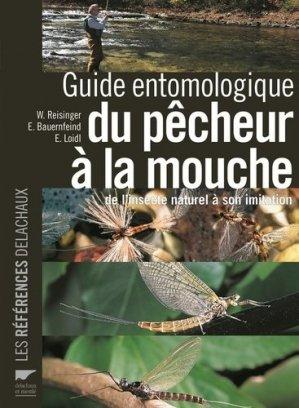 Guide entomologique du pêcheur à la mouche - delachaux et niestle - 9782603022009 -