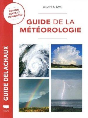 Guide de la météorologie - Delachaux et Niestlé - 9782603027912 -