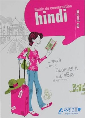 Guide de Conversation Hindi de Poche - assimil - 9782700504422