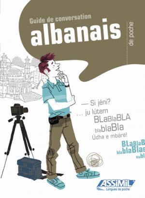 Guide de Conversation Albanais de Poche - assimil - 9782700504798 -