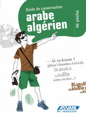Guide de Conversation Arabe Algérien de Poche - assimil - 9782700505122 -