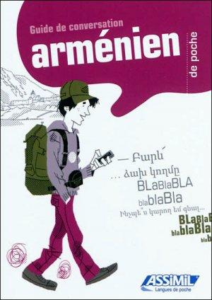 Guide de Conversation Arménien de Poche - assimil - 9782700505559
