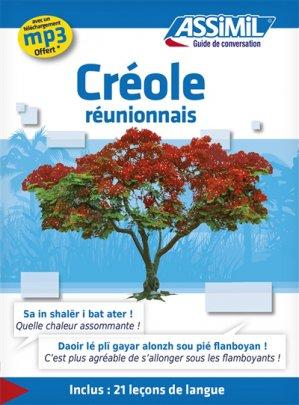 Guide de Conversation Créole Réunionnais - assimil - 9782700506198