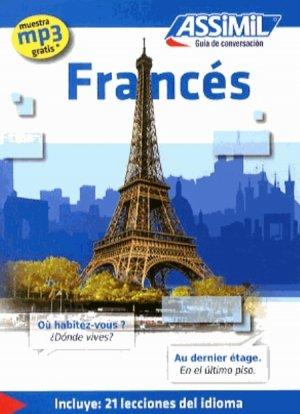 Guia de Conversacion Francés - assimil - 9782700506259