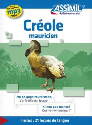 Guide de Conversation Créole Mauricien - assimil - 9782700506617