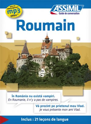 Guide de Conversation Roumain - assimil - 9782700506624 -