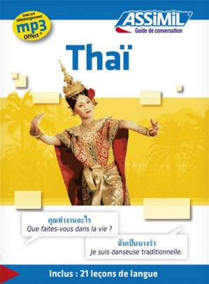 Guide de Conversation Thaï - assimil - 9782700506631