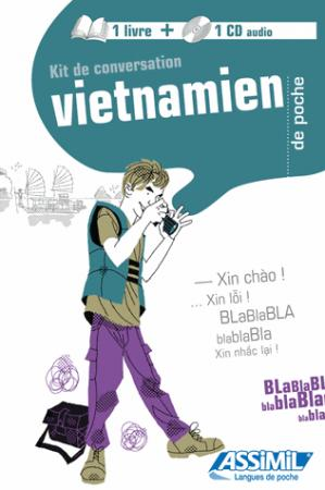 Guide de Conversation Vietnamien de Poche - assimil - 9782700540741 -