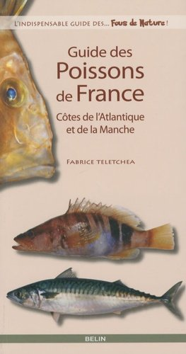 Guide des Poissons de France - belin - 9782701146737 -