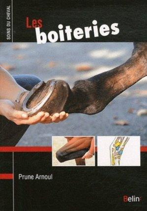 Guide pratique des boiteries - belin - 9782701152301 -