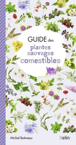 Guide des plantes sauvages comestibles de France - belin - 9782701161273 -