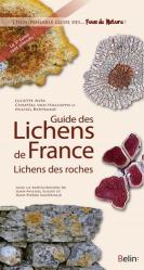 Guide des lichens de France - belin - 9782701193557 - majbook ème édition, majbook 1ère édition, livre ecn major, livre ecn, fiche ecn