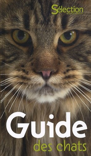 Guide des chats - sélection reader's digest - 9782709822725 -