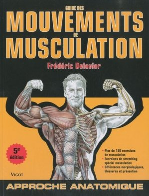 Guide des mouvements de musculation - vigot - 9782711420896 -
