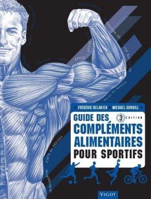 Guide des compléments alimentaires pour sportifs - Vigot - 9782711425501 -